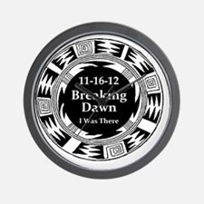 Breaking Dawn h10.gif Wall Clock