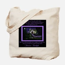 Breaking Dawn The Cottage Tote Bag
