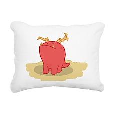 Rick Rectangular Canvas Pillow