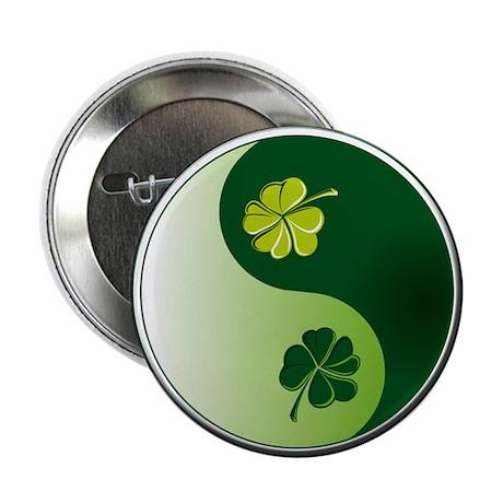 "Ying Yang Irish! 2.25"" Button (10 pack)"