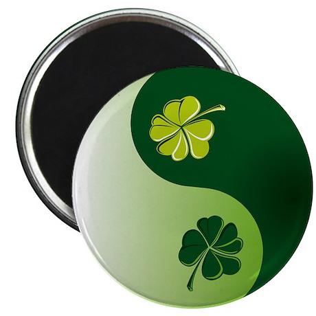 """Ying Yang Irish! 2.25"""" Magnet (10 pack)"""