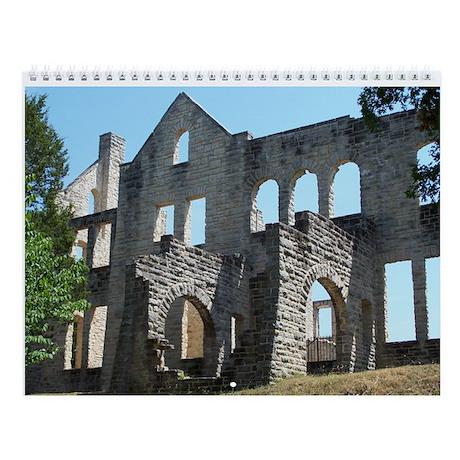 Ha Ha Tonka - The Castle Wall Calendar