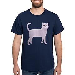 Violet Cat T-Shirt