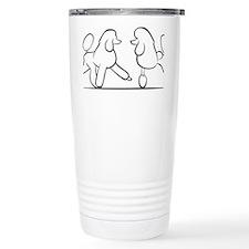 poodles of distinction Travel Mug