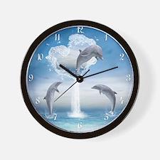 thotd_wooden  Wall Clock