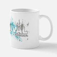 Oil Mud Paint Powder Mug