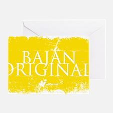 Bajan Original Greeting Card