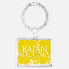 Bajan Original Landscape Keychain