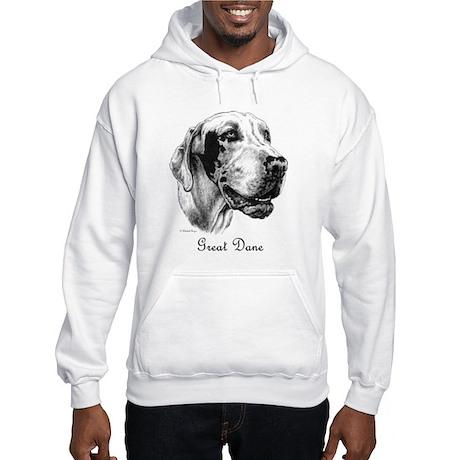 Deaf Dane Hooded Sweatshirt