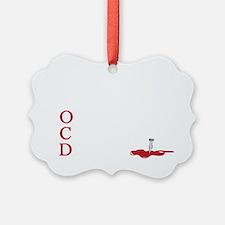 OCD, obsessive castle disorder Ornament