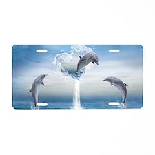 thotd_shoulder_bag_front Aluminum License Plate