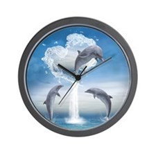 thotd_coaster_all_665_H_F Wall Clock