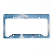 thotd_pillow_case License Plate Holder