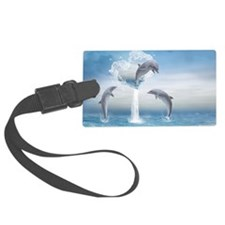 thotd_pillow_case Luggage Tag
