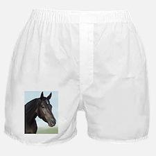 Kellie Digital Painting Boxer Shorts