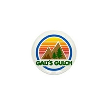 Galts Gulch Mini Button