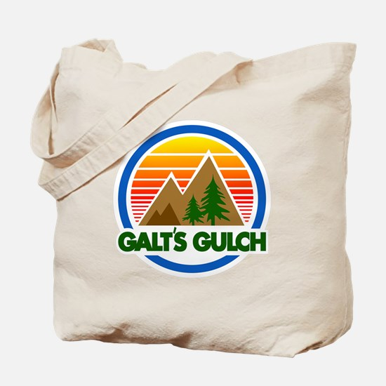 Galts Gulch Tote Bag