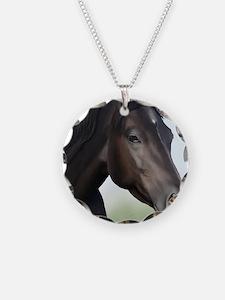 Kellie Digital Painting Necklace