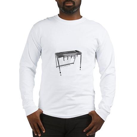 Man Of Steel Pedal Steel Guita Long Sleeve T-Shirt
