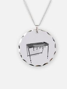 Man Of Steel Pedal Steel Gui Necklace