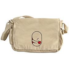 I love my parasite Messenger Bag