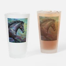 Fuji painting Drinking Glass