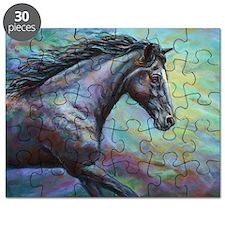 Fuji painting Puzzle