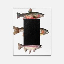 Stacked Trout Picture Frame