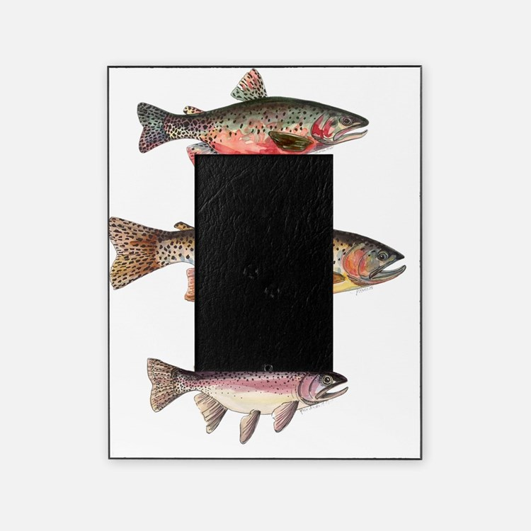 Fishing Picture Frames