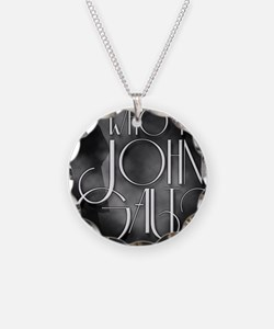 Who is John Galt? Necklace