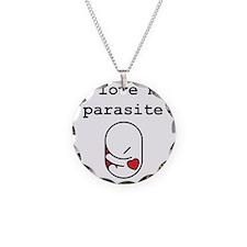 I love my parasite Necklace