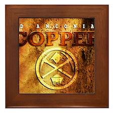 dAnconia Copper Framed Tile