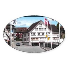 Flags of Switzerland Decal