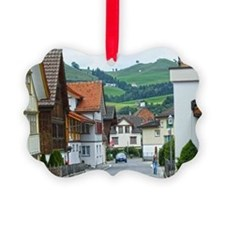 Streets of Appenzell Ornament