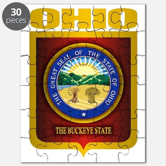 Ohio State Seal (B) Puzzle