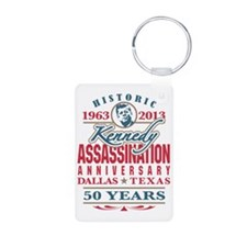 JFK Kennedy Assassination  Keychains