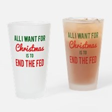 All I Want for Christmas is to End the Fed Drinkin