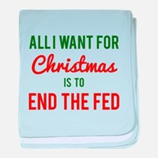 All I Want for Christmas is to End the Fed baby bl