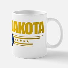 North Dakota Seal (F) Mug