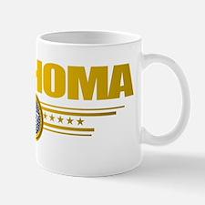 Oklahoma State Seal (F) Mug