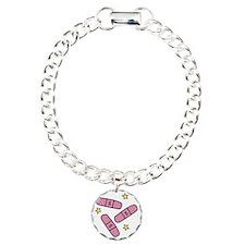 Band-Aids Charm Bracelet, One Charm