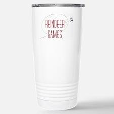 Reindeer Games logo CP Travel Mug