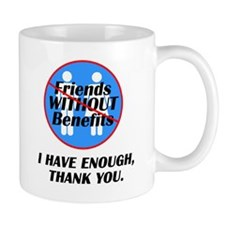 Friends without Benefits Mug