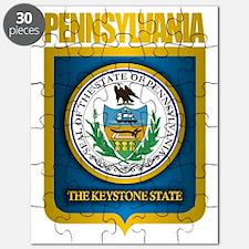 Pennsylvania State Seal (B) Puzzle