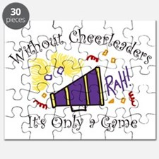 Without Cheerleaders Puzzle