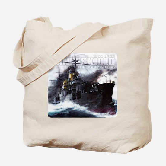 Danneskjold Repossessions Ship Tote Bag