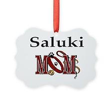 Saluki Mom Ornament