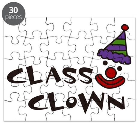 Class Clown Puzzle