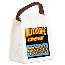 MUSCOGEE CREEK Canvas Lunch Bag