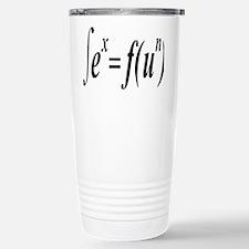 integralfunrectangle Travel Mug